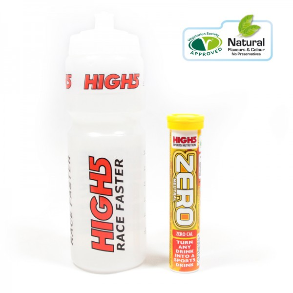 High 5 Zero Neutral Electrolyte tabs