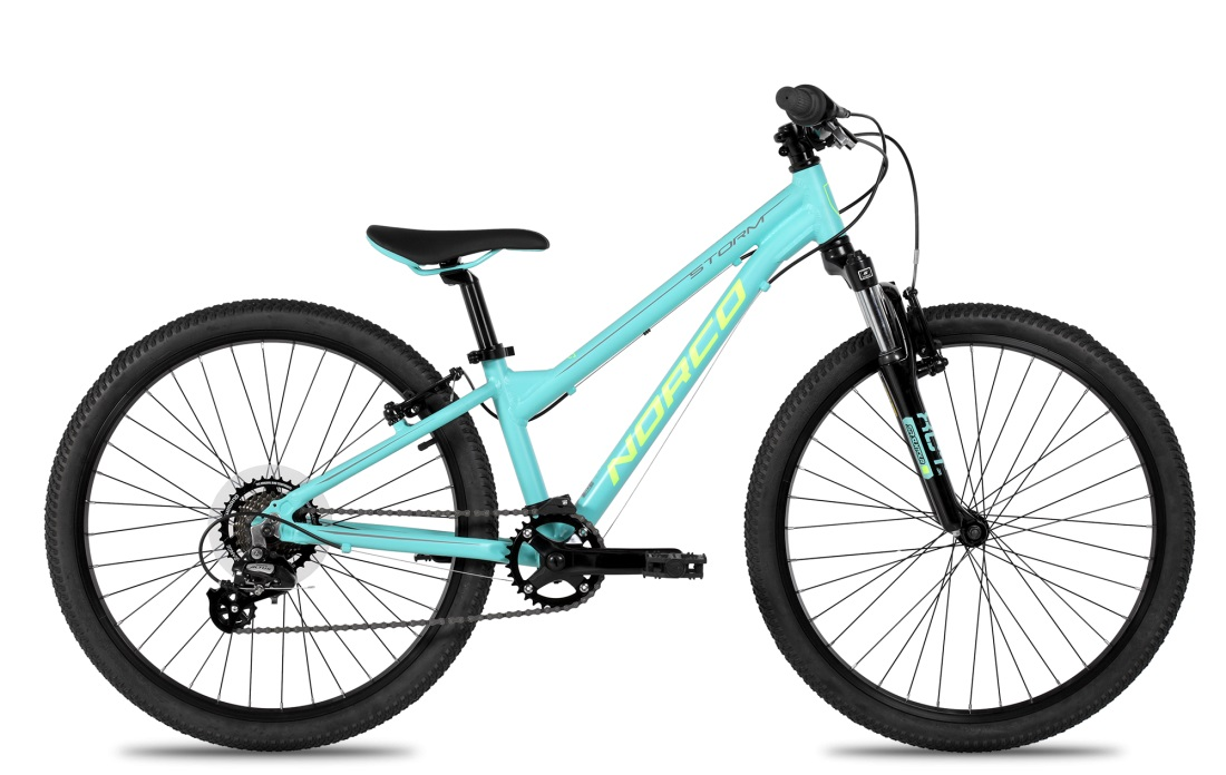 Norco Storm 4.2 blue/yellow