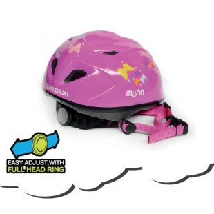 Muna Butterfly Girls Helmet