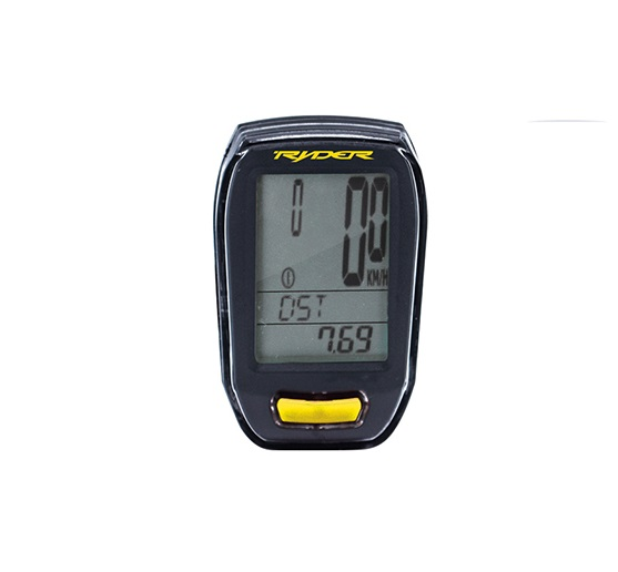 Ryder 12 Function Wireless Speedo
