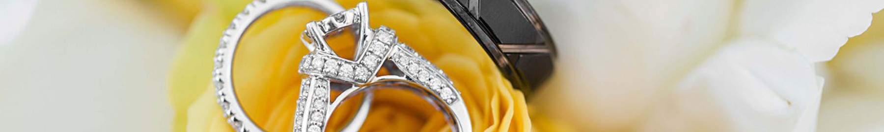 Dove Grey and Yellow Wedding
