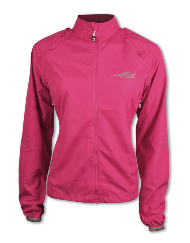 First Ascent Ladies Magneeto Cycle Jacket
