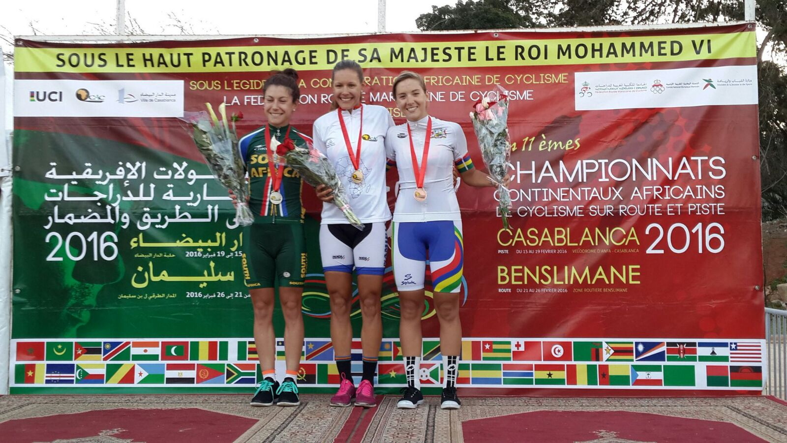 Namibia Crowned Double African Champion