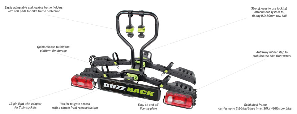 Buzzrack Scorpion