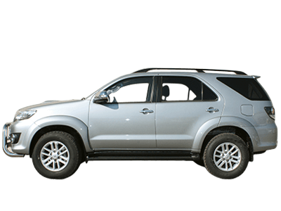TOYOTA FORTUNER 3.0 DIESEL 4X4 AUTOMATIC