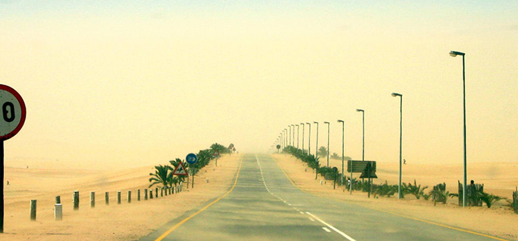Road Tips For Travel In Namibia