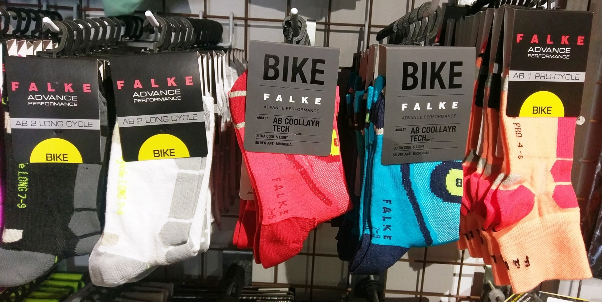 Falke Cycling Socks