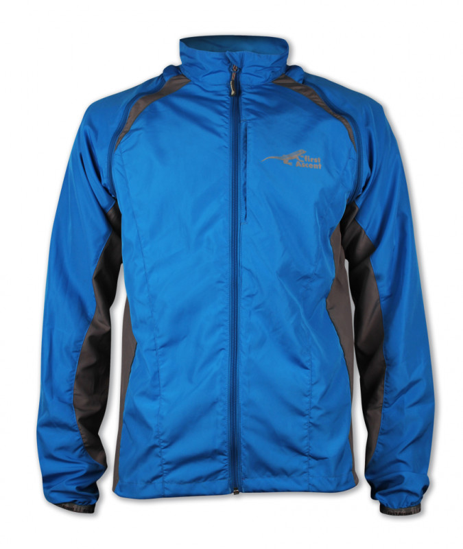 First Ascent Mens Magneeto Cycle jacket