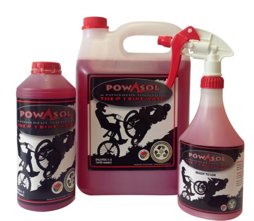 Powasol Bike Wash 1lt