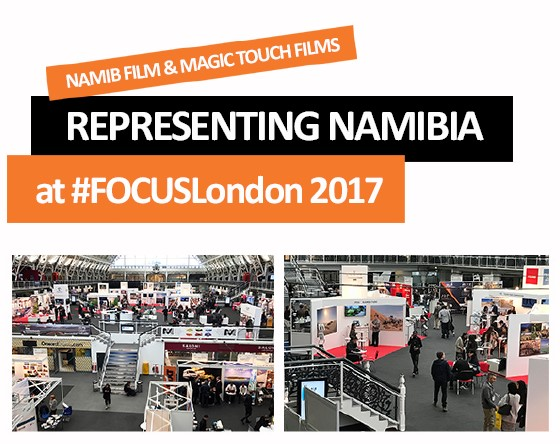 Namibia Heads to #FOCUS 2017 London