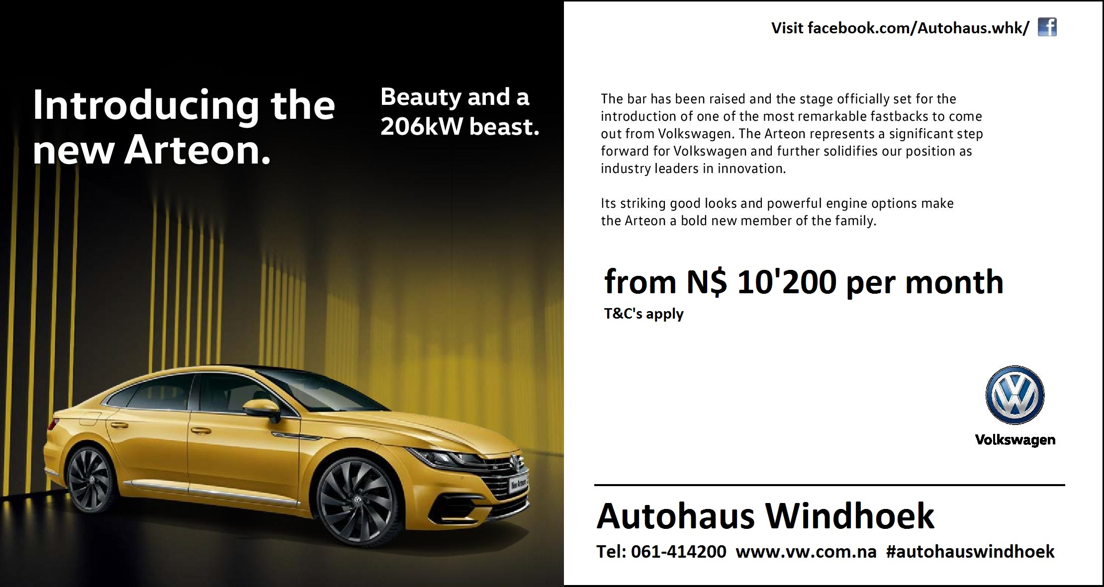 Introducing the New Arteon