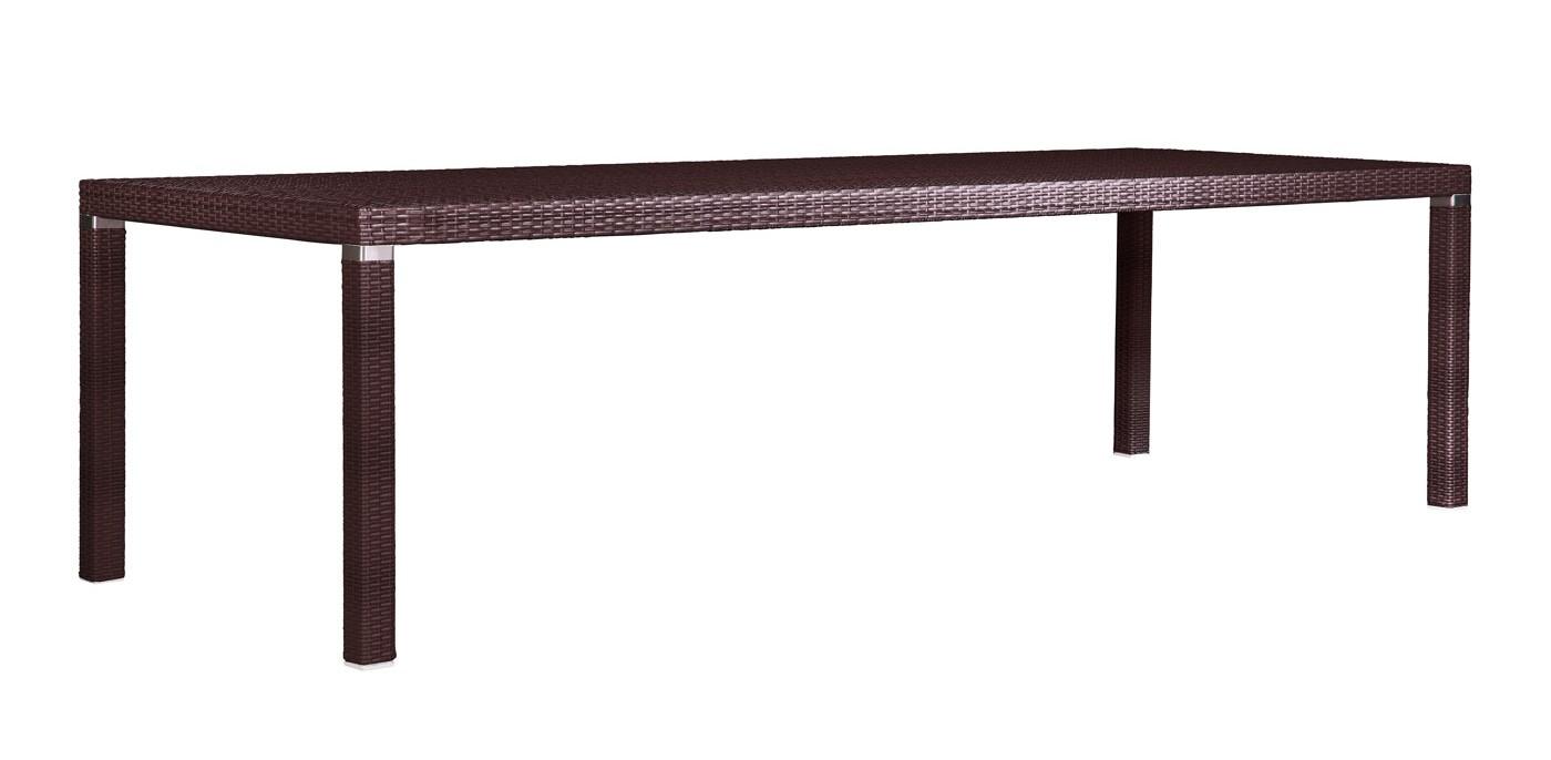 Piarro Dining table 280X100 Brown