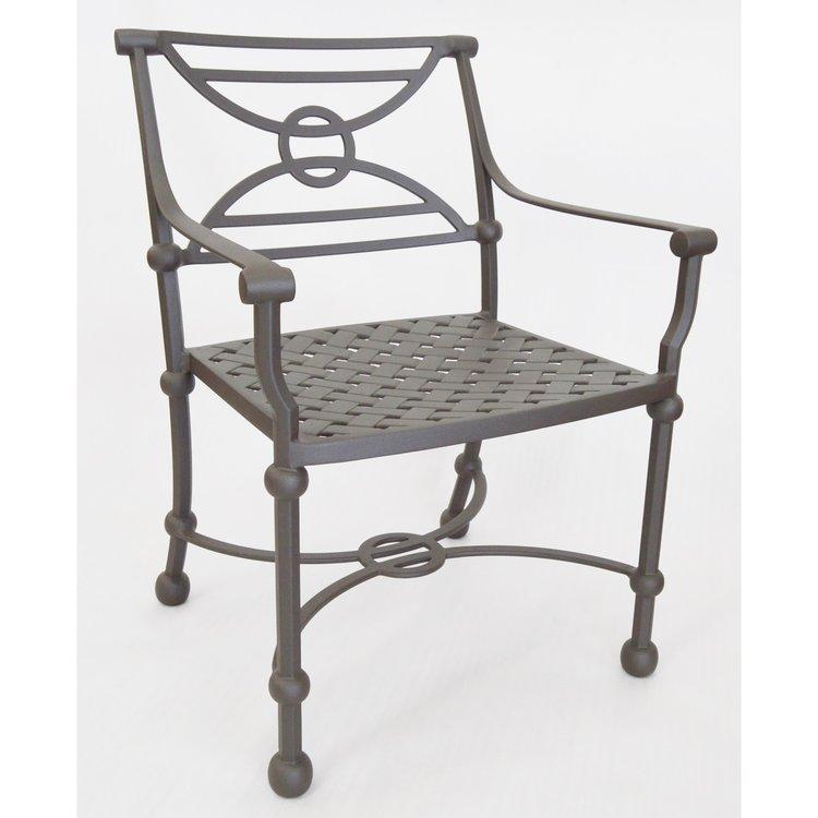 Cast Aluminium Chair 4