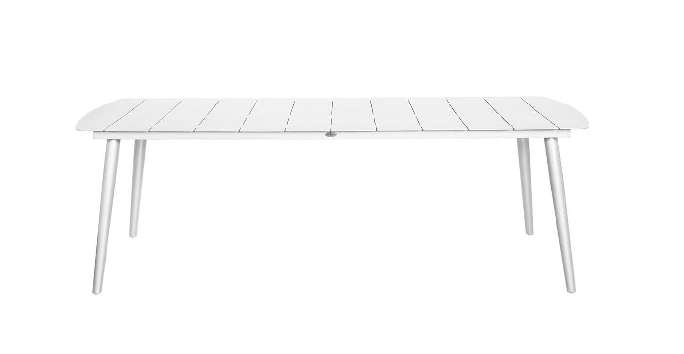 Akos Dining table White