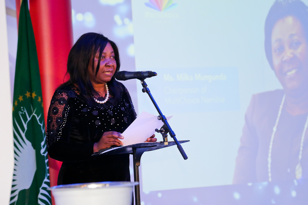 REMARKS BY MS. MILKA MUNGUNDA CHAIRPERSON, MULTICHOICE NAMIBIA BOARD OF DIRECTORS