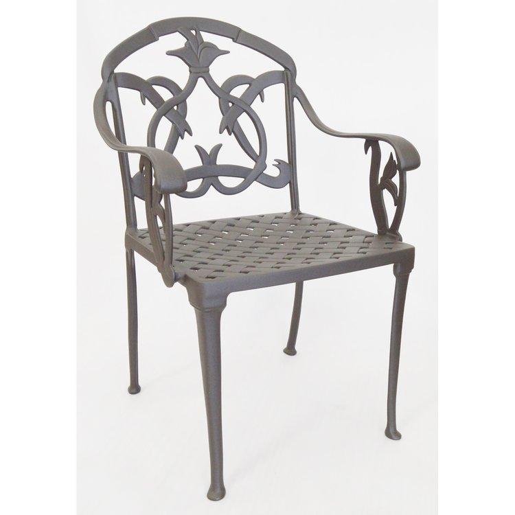 Cast Aluminium Chair 12