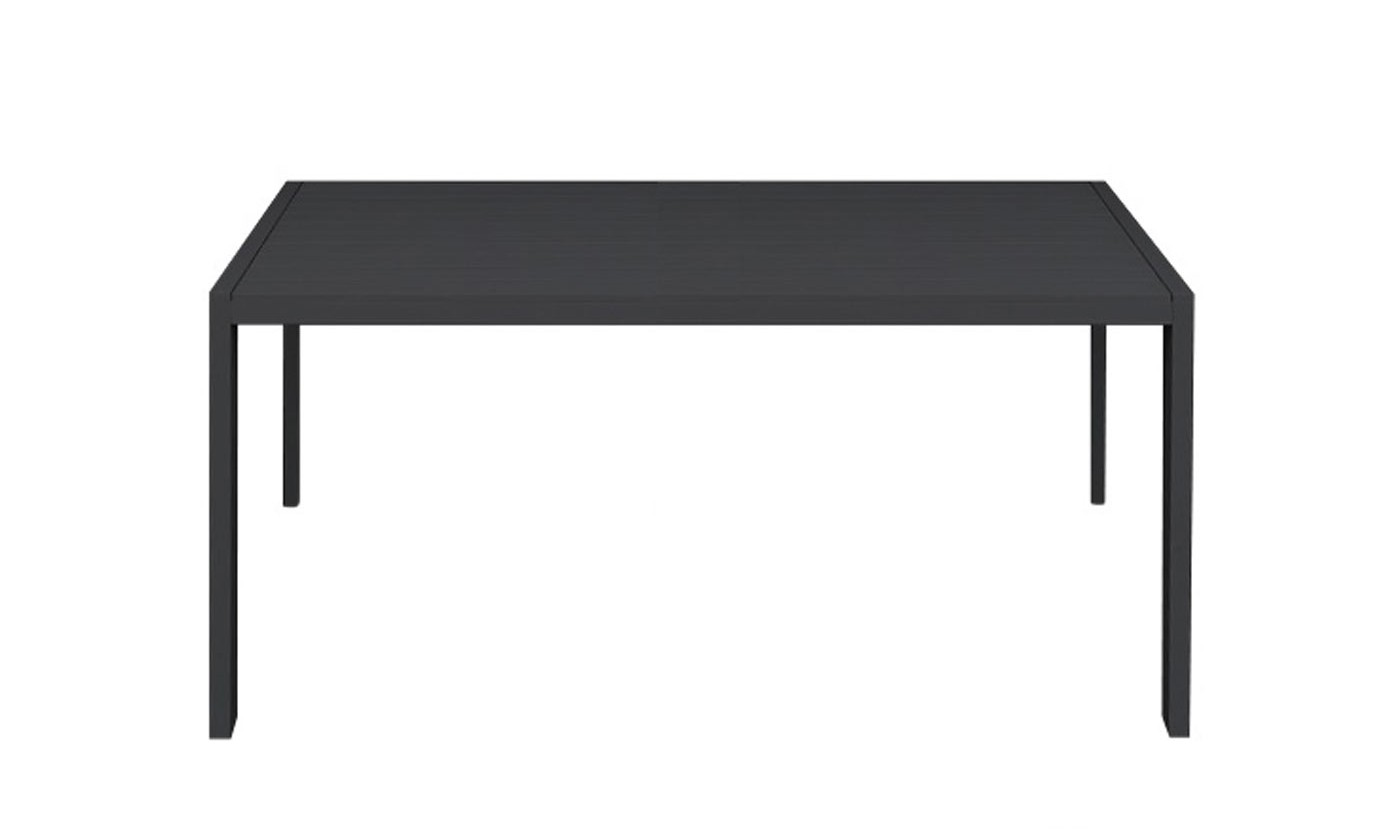 Piaat Dining table Anthracite