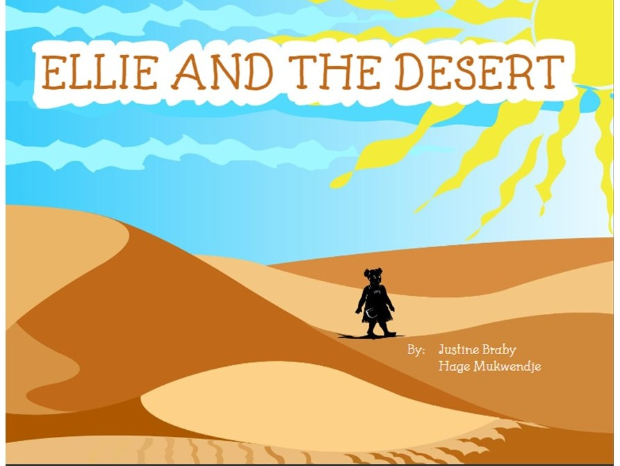 Progress Namibia - Launch of new children's book: Ellie and the Desert