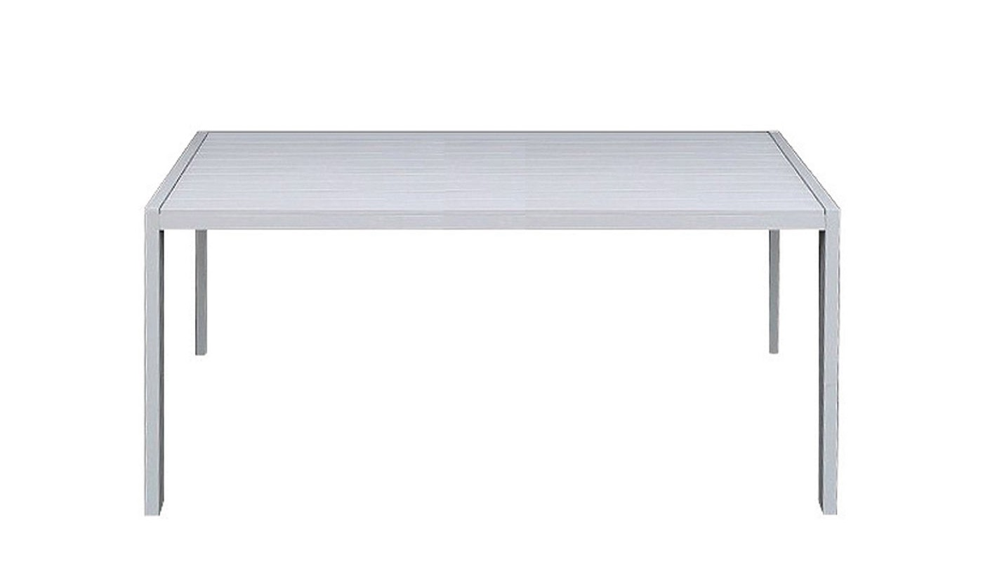 Piaat Dining table White