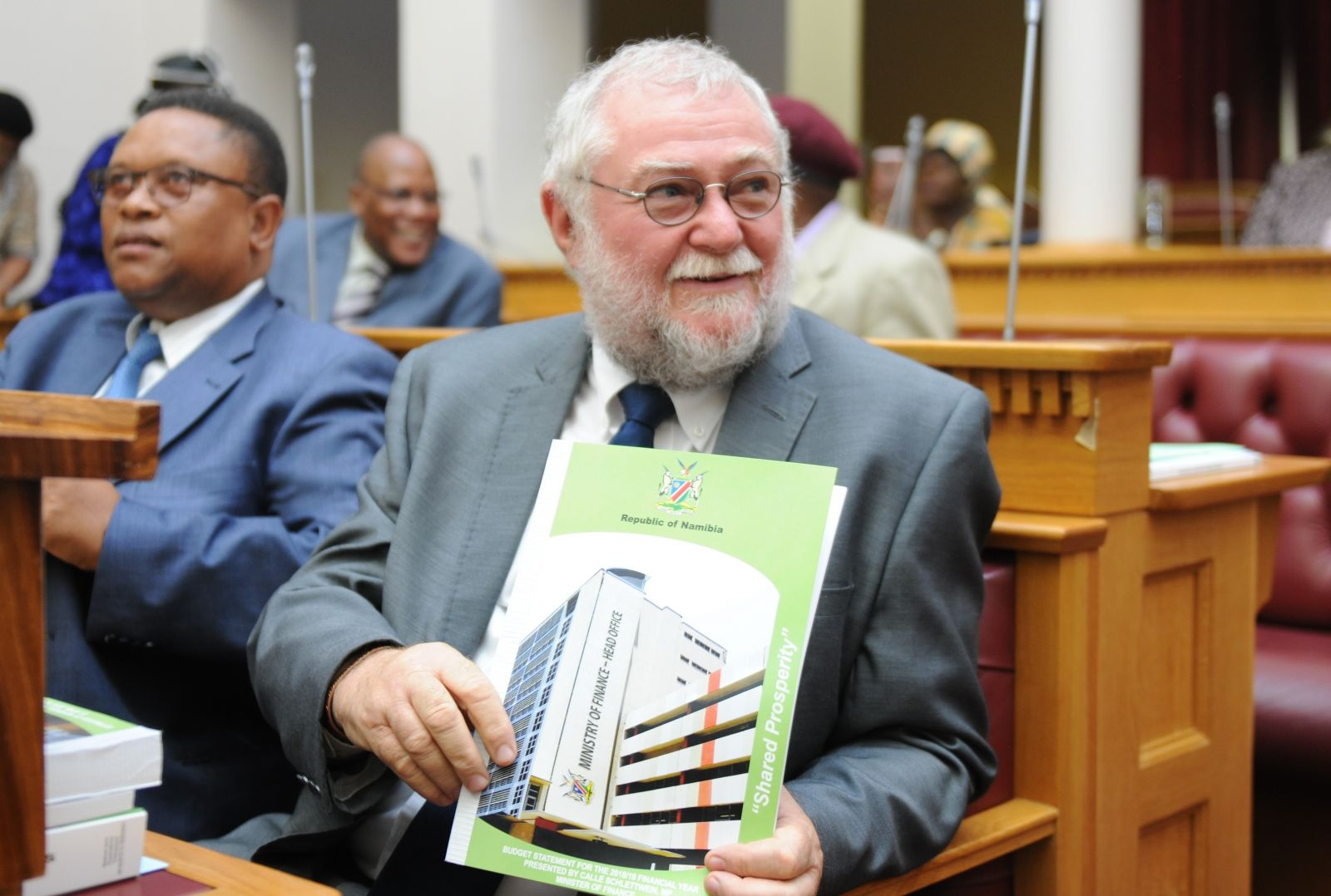 Progress Namibia - Some thoughts on Namibia's Annual Budget