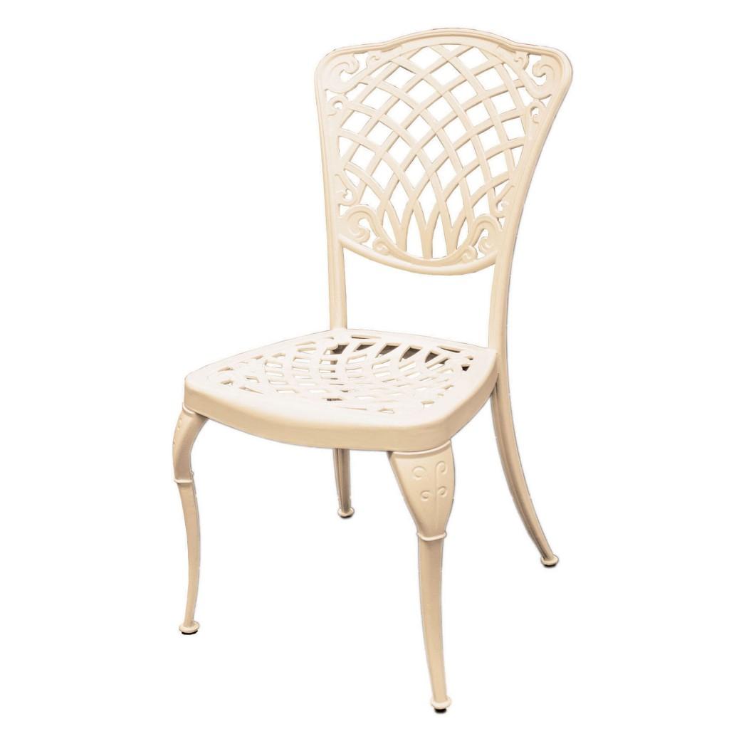 Castilo side chair - Creme