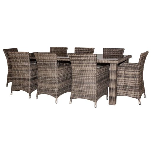 Avor 8 seater Dining set