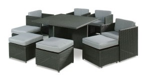 Cubico Dining Set