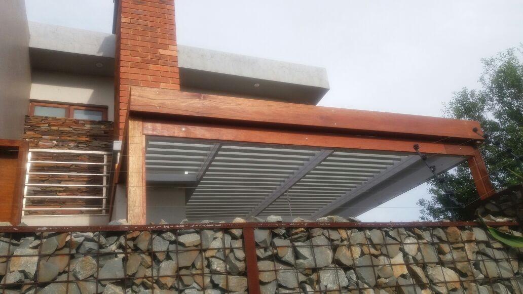 adjustable aluminium louvre awnings quality shading pergolas