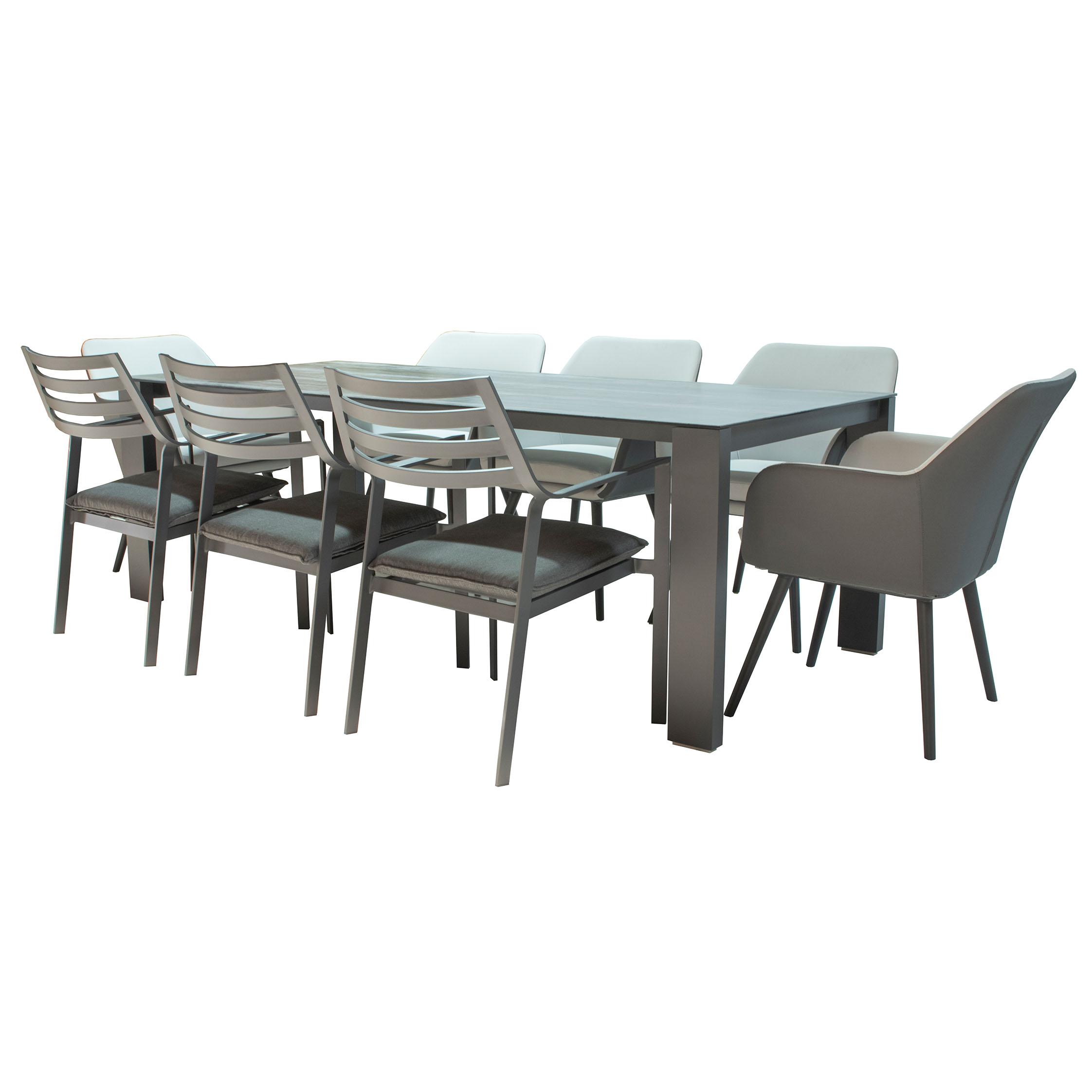 Sparta 8 seater Dining set