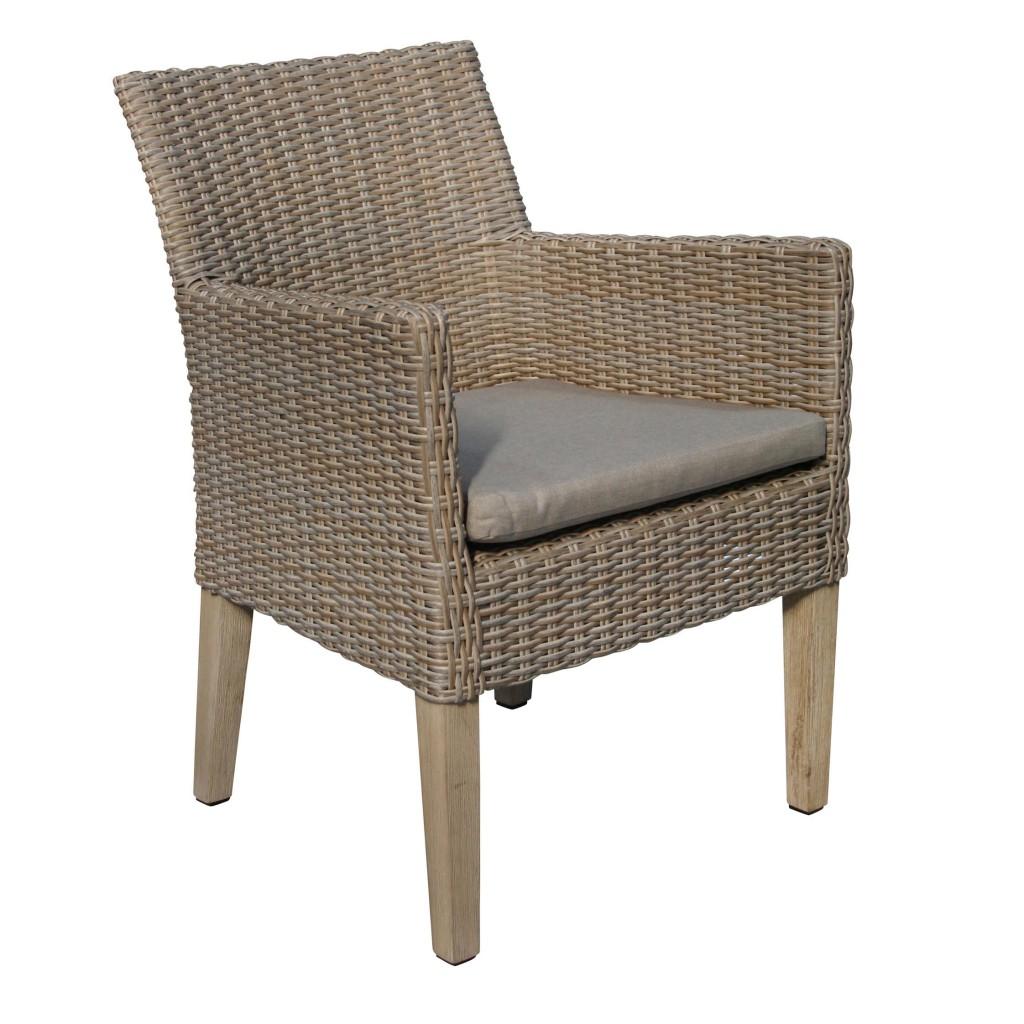 Algeria dining arm chair