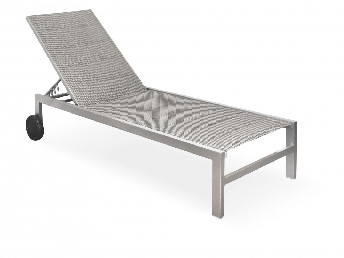 Clifrest Sun Lounger - Grey
