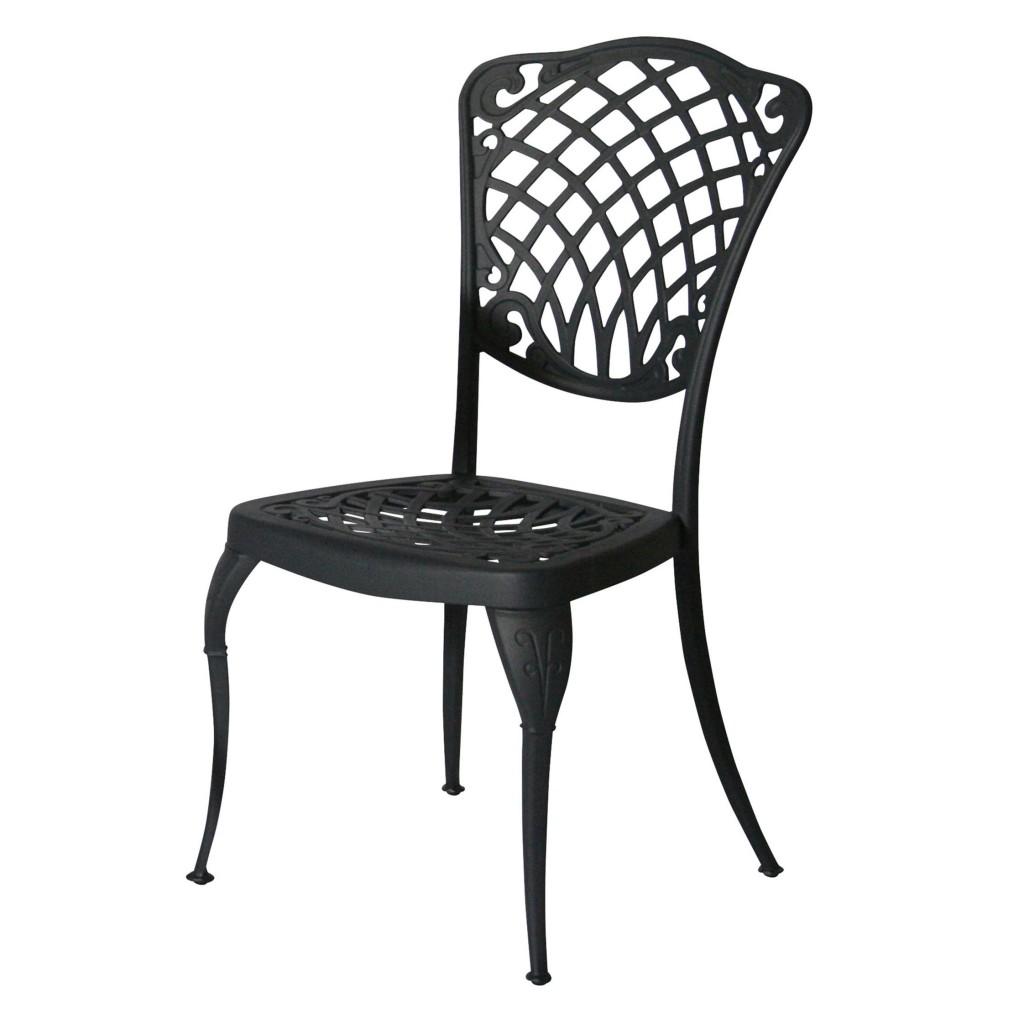 Castilo side chair - Black