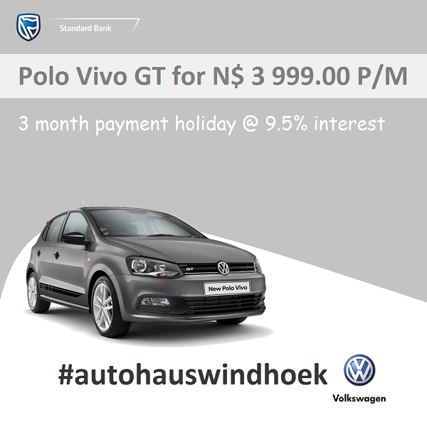 Polo Vivo GT for N$ 3999 P/M