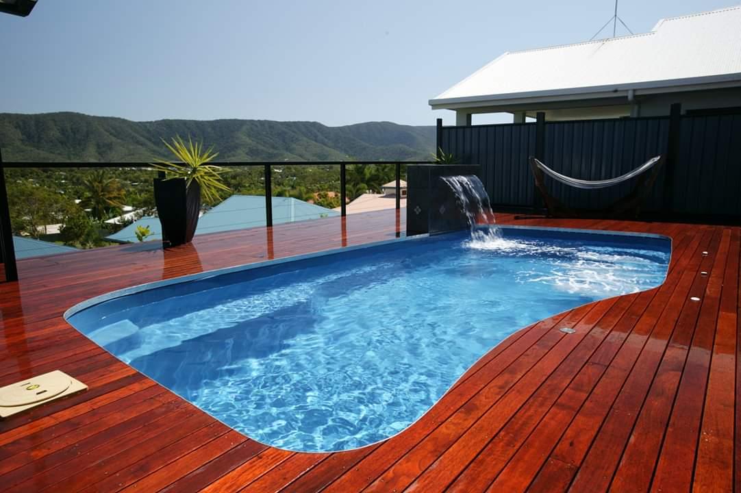 NEW Rhodesian Wooden Decks