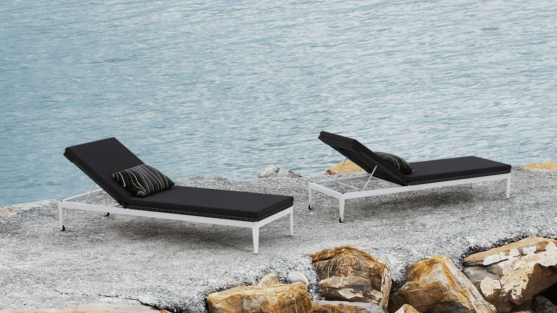 Pure Sun lounger - Germany