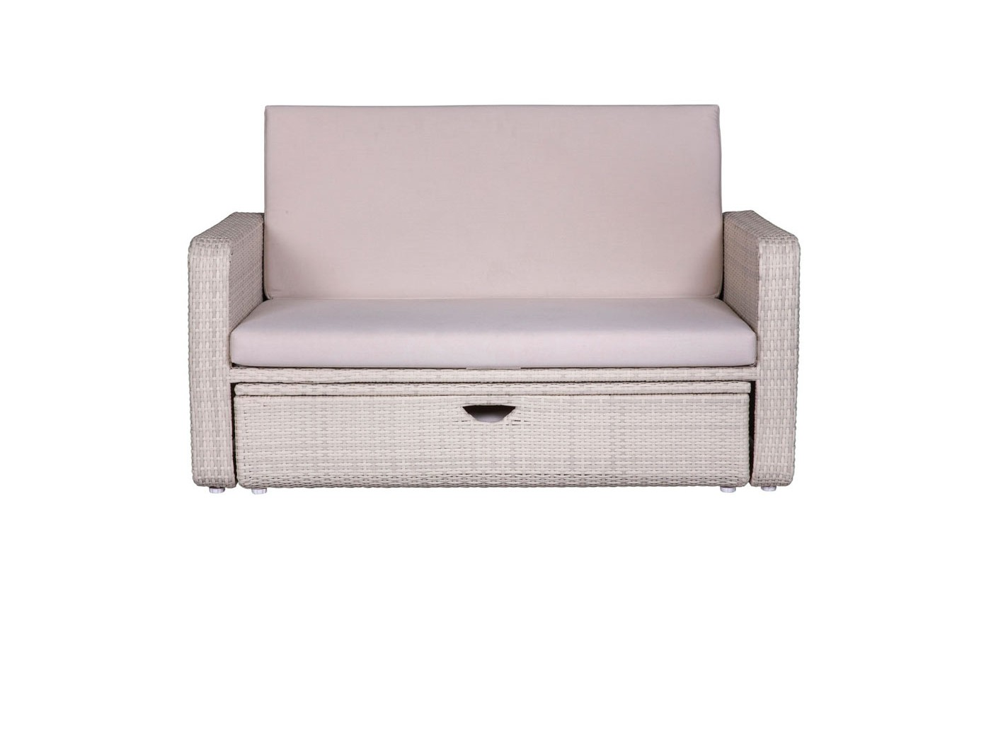 Multifunctional Couch white