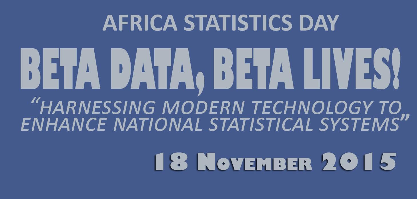 Africa Statistics Day