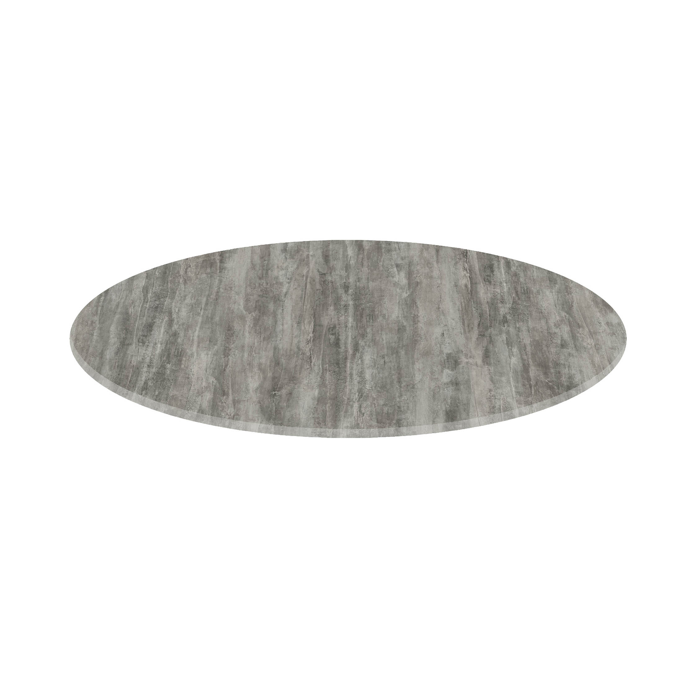 Round table top 70cm - Cement