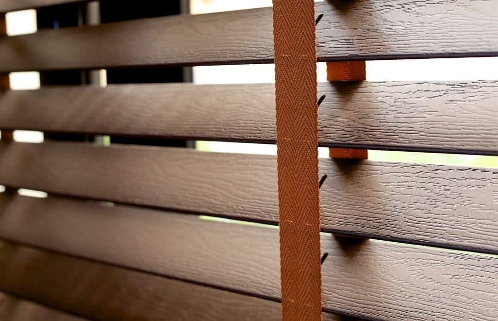 Plaswood Venetian blinds