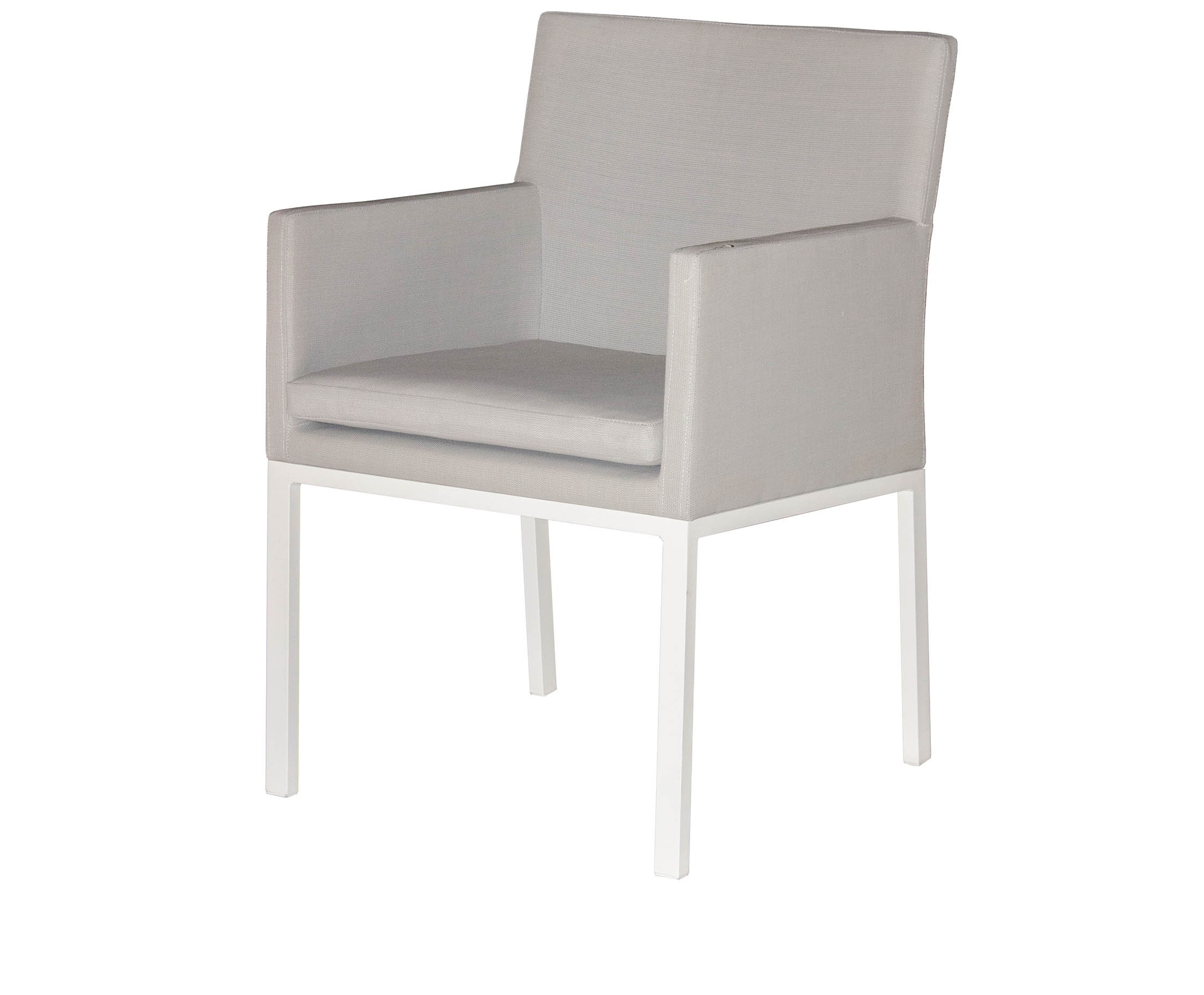 Dumo dining arm chair