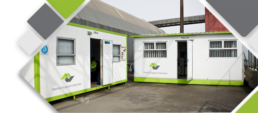 Mobile Offices and Ablution Units