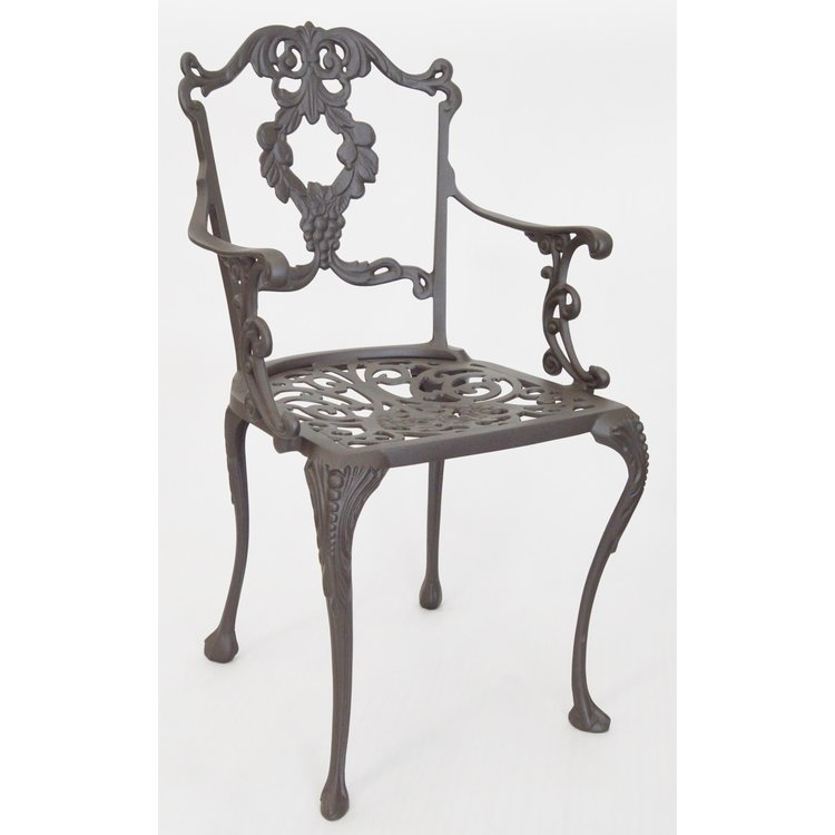 Cast Aluminium Chair 13