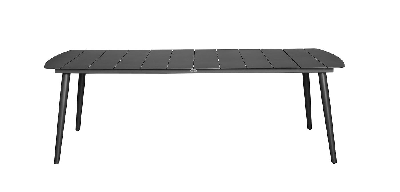 Akos Dining table Anthracite