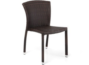 Courtney Dining side chair brown