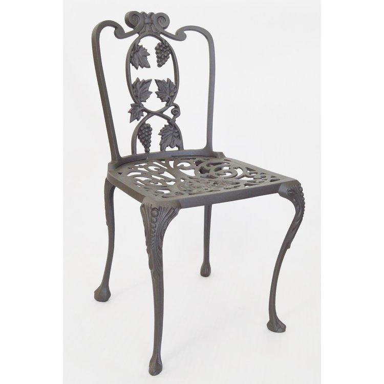 Cast Aluminium Chair 8