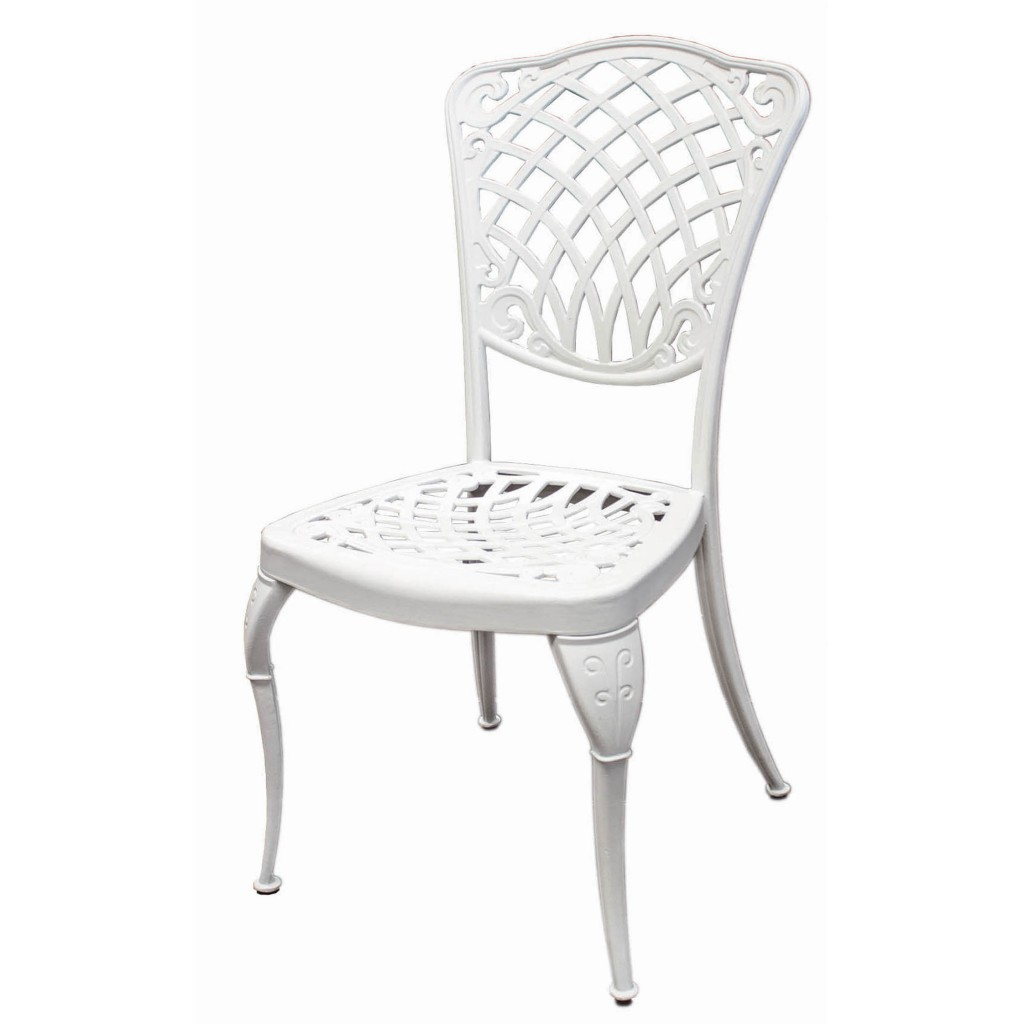 Castilo side chair - White