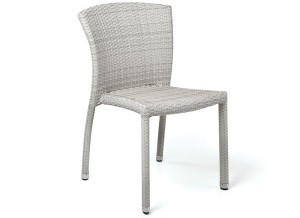 Courtney Dining side chair white