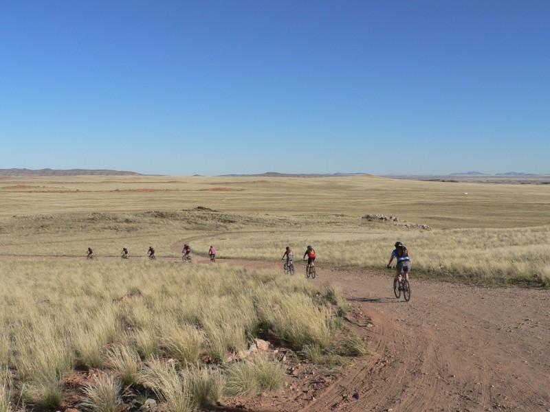 MountainBike Namibia