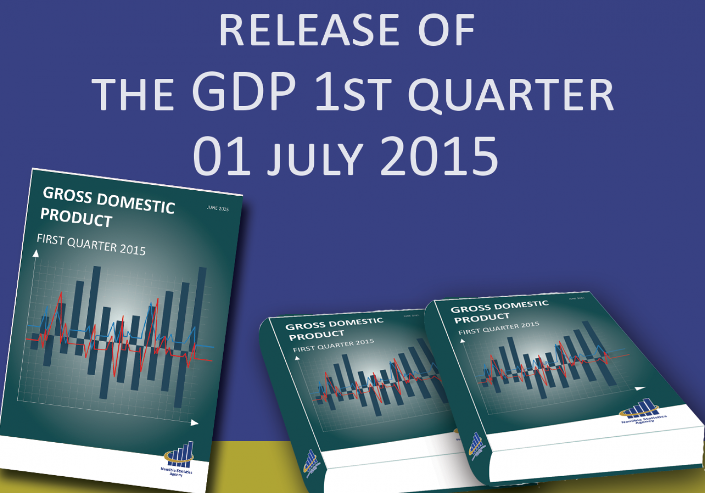 First Quarter GDP Report comming soon