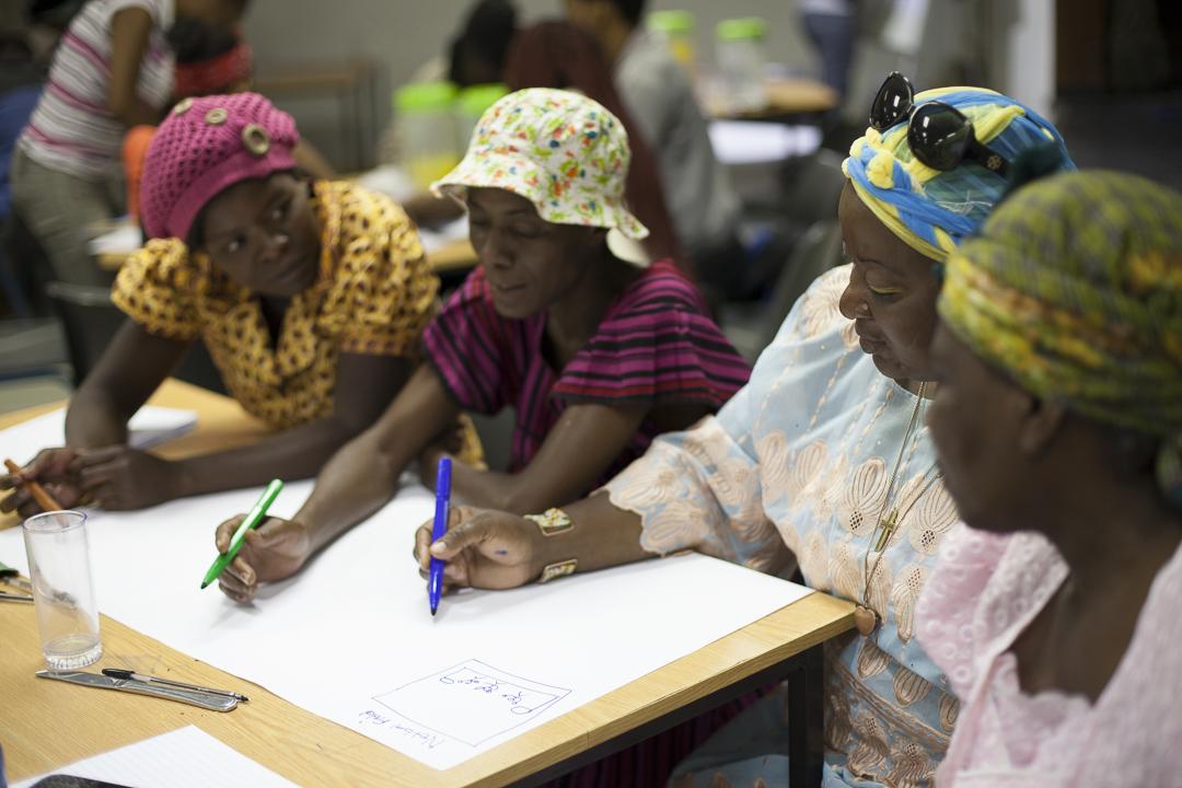 Progress Namibia - For Progress Namibia presents wellbeing results to Shandumbala